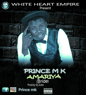 Download mp3:-Prince-M K - AMARIYA (prod.by Dj Zubis)