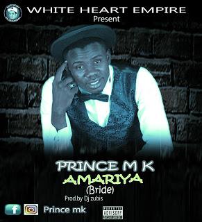 Download mp3:-Prince-M K - AMARIYA (prod.by Dj Zubis)