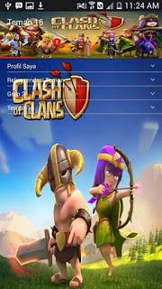 BBM Clash Of Clans V.2.12.0.11 Apk