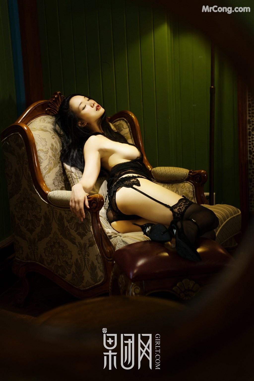 Image GIRLT-No.071-EMILY-MrCong.com-010 in post GIRLT No.071: Người mẫu EMILY (54 ảnh)