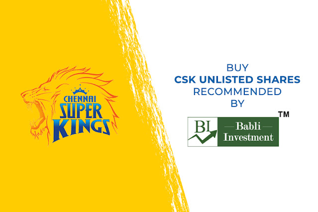 Did you know that you can own a share of the CSK Team?