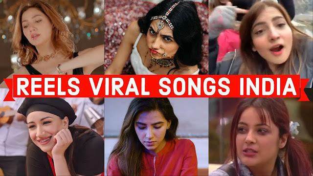 Best Hindi Trending Songs on Instagram Reels in India 2021