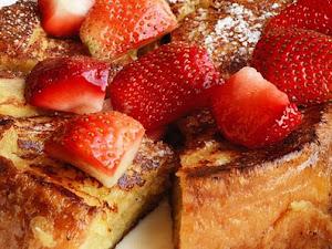 ¡Receta perfecta para tus tostadas francesas!