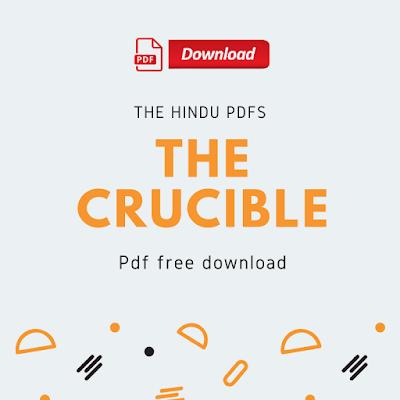 The Crucible Pdf Free Download