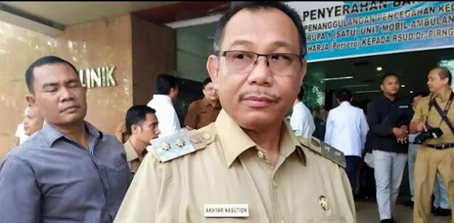 Keputusan Lanjut Pilkada Ambigu, Akhyar Nasution: Karena Penguasa Lempar Tanggung Jawab Klaster Corona Ke Paslon
