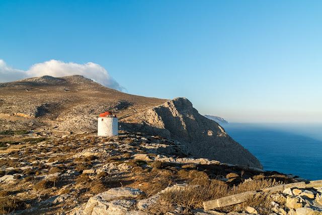 Hora-Amorgos-Cyclades