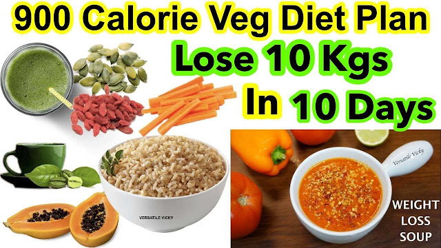 how to reduce weight in 10 days using indian foods