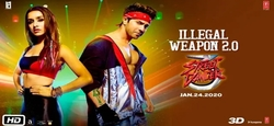 Illegal Weapon 2.0 Lyrics - StreetDancer3D