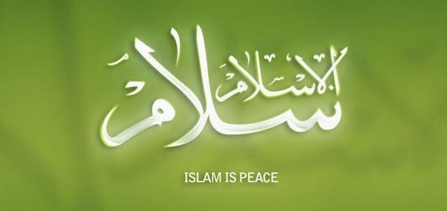 islam adalah agama cinta damai
