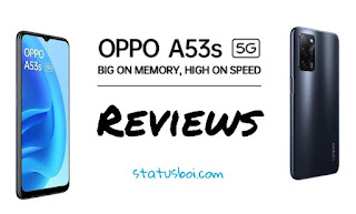 Oppo A35s 5G Big On Memory High On Speed