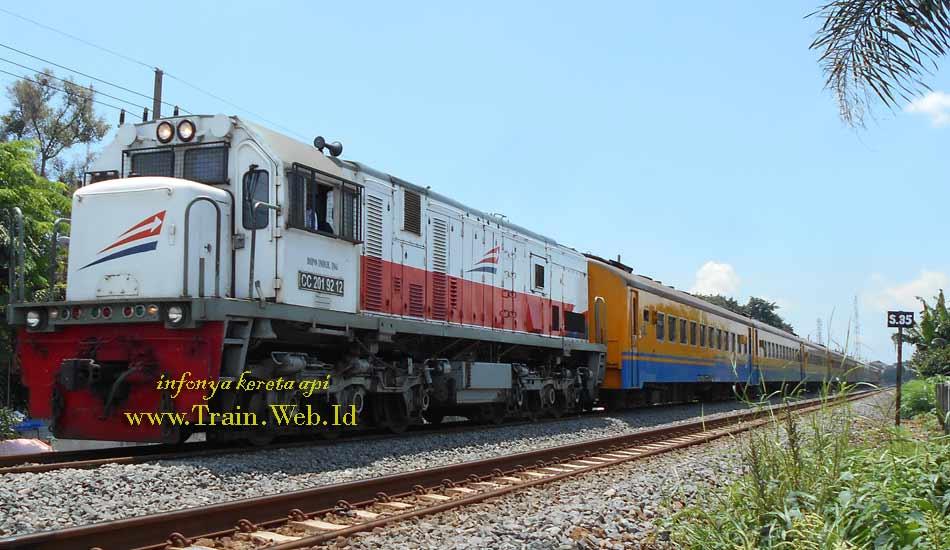 Info Harga Tiket Kereta Api Kertajaya Bulan Juni 2019 Infonya