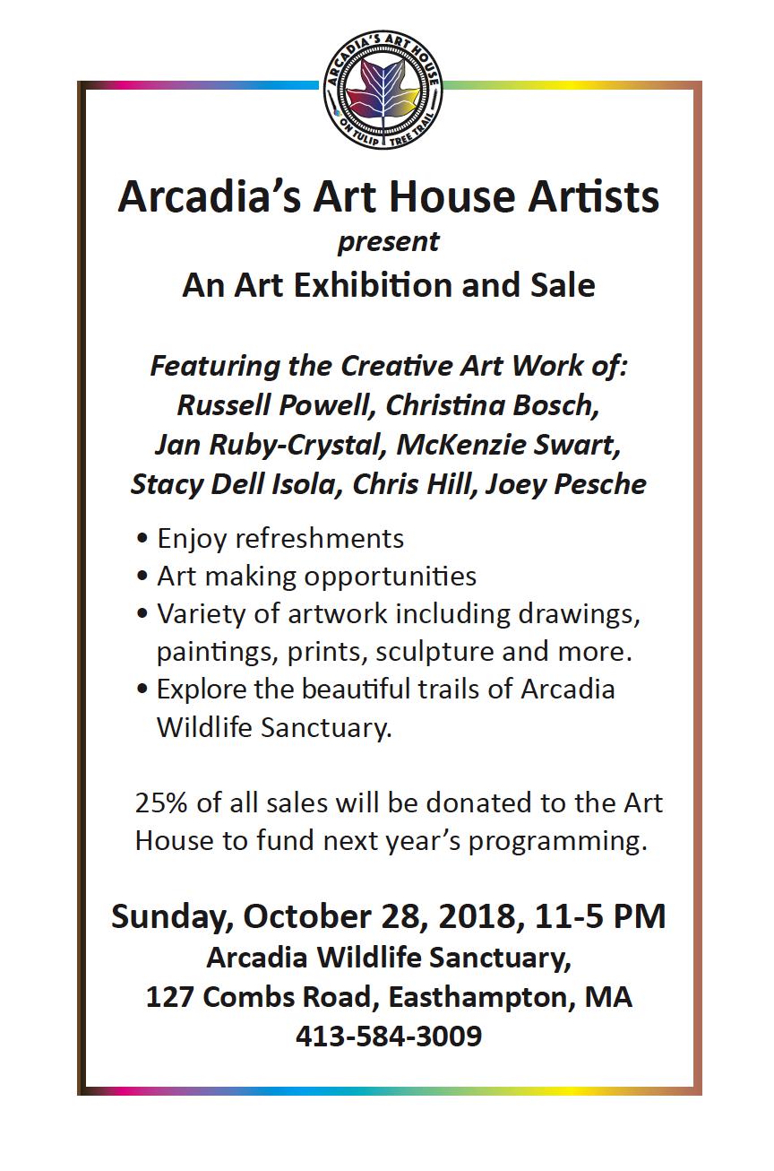 Northampton Arts Council: October 2018