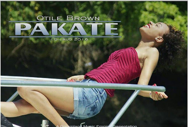 Otile Brown - Pakate