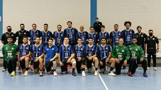 EC Pinheiros (Brasil) Campeão Centro Sul-Americano Masculino de Handebol de 2021