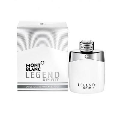 Parfum Pria Montblanc Legend Spirit Man