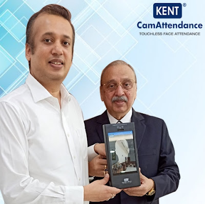Kent RO Launches Touch-less Face Attendance System