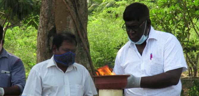 சுதந்திரபுரம் படுகொலை  22ம் ஆண்டு நினைவு நினைவேந்தல் -பொலிஸாரின் தடைகளையும் மீறி அனுஷ்டிப்பு