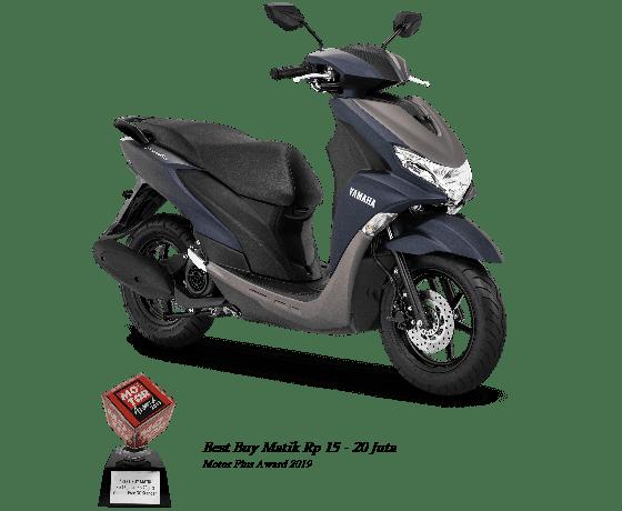 Spesifikasi, Fitur, dan Warna Yamaha Freego