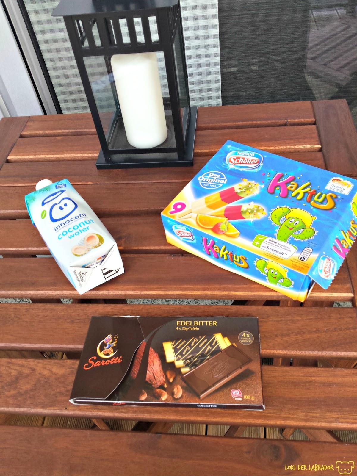 Monatsfavoriten Essen und Trinken Kokosnusswasser