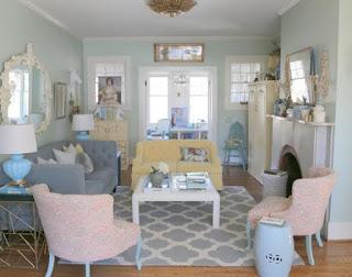 posti a sedere in soggiorno immagine