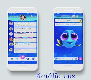 Fish Theme For YOWhatsApp & Fouad WhatsApp By Natalia Luz