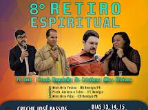 Igreja Batista em Remígio realiza Retiro espiritual, Confira