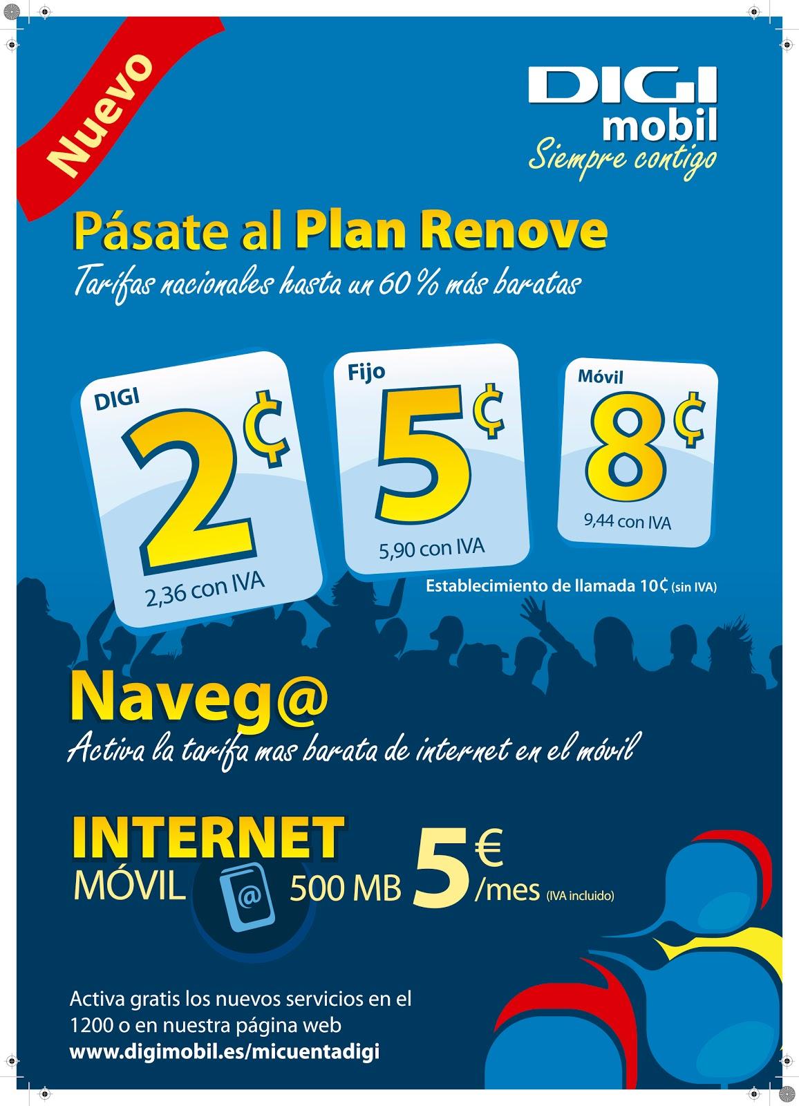 Comparative Rates Mobile Internet