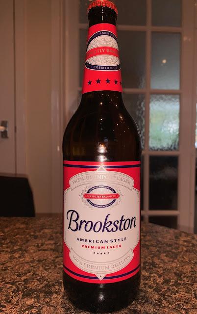 Brookston Premium Lager