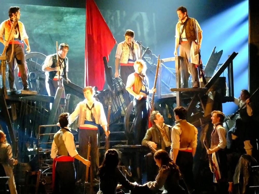 Kate Herbert Theatre Reviews: Les Misérables, Review Opening