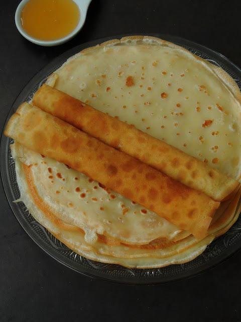 Malawah, Somalian Pancakes