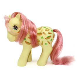 My Little Pony Munchy Year Six Twice as Fancy Ponies II G1 Pony
