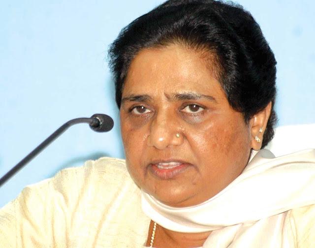 कन्हैया की गिरफ्तारी को मायावती ने बताया राजनीतिक षडय़ंत्र