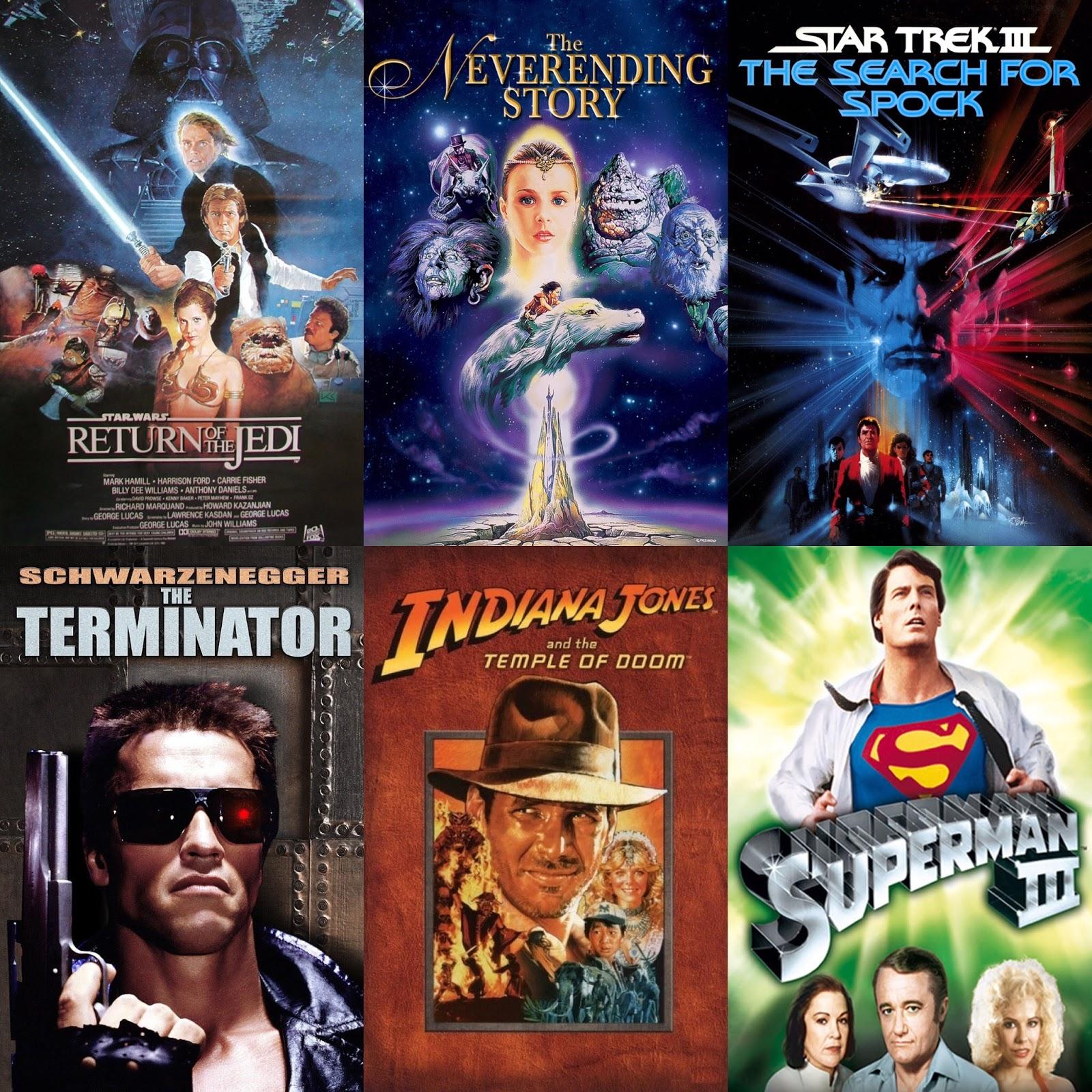 1983-1984 Movies