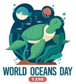 hari laut sedunia [world ocean day] 2020 -selamat hari laut sedunia