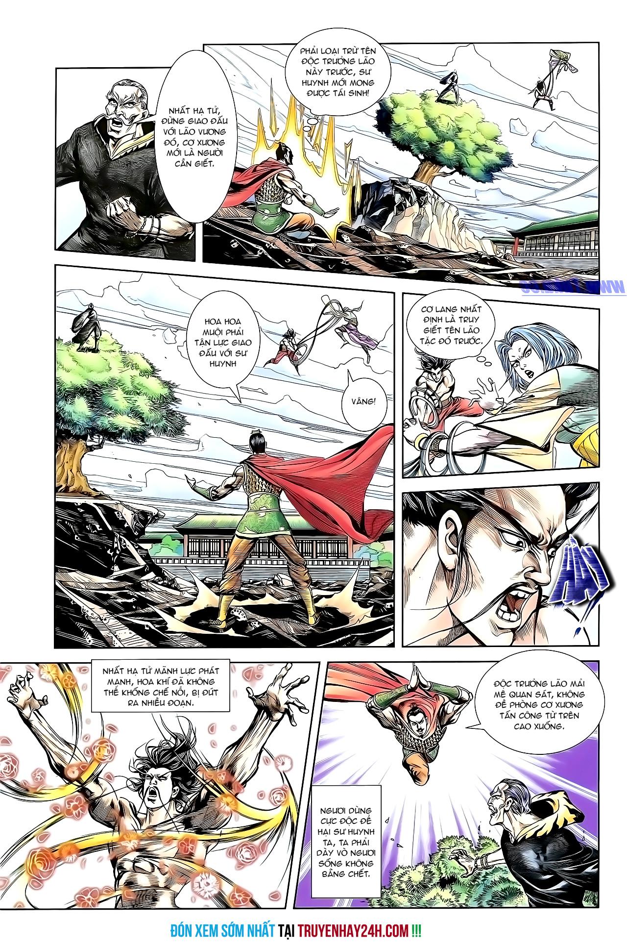 Cơ Phát Khai Chu Bản chapter 150 trang 28