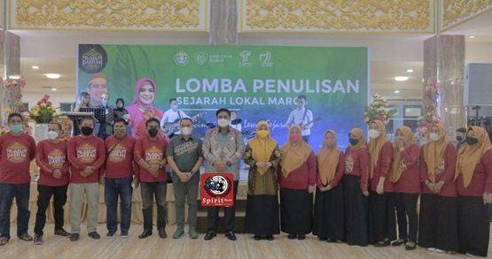 Bupati dan Wabup Maros Hadiri Pameran Museum Dilanjutkan Penyerahan Hadiah Lomba Cerita Rakyat di Grand Mall