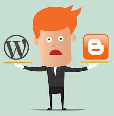 Pilih Blogger atau Wordpress? Mana Yang Lebih Bagus? Berikut Penjelasannya