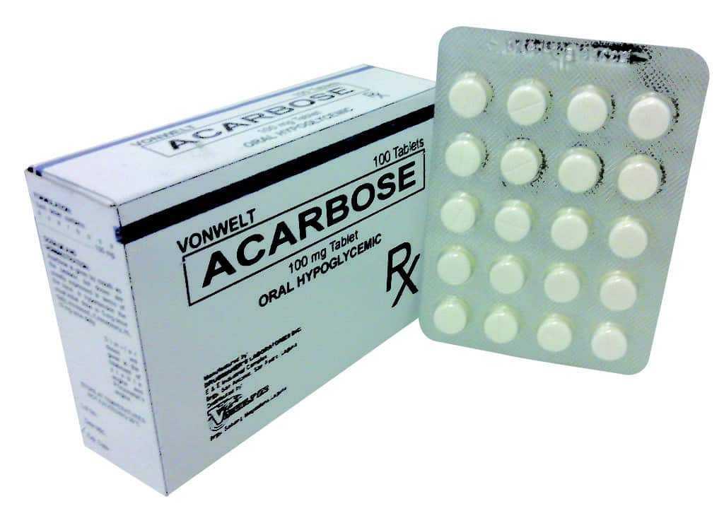 سعر ودواعى إستعمال أقراص أكاربوز Acarbose لعلاج مرض السكرى