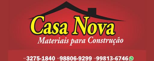 CASA NOVA MATERIAIS DE CONSTRUÇÃO
