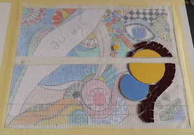 Mosaik Trittstein