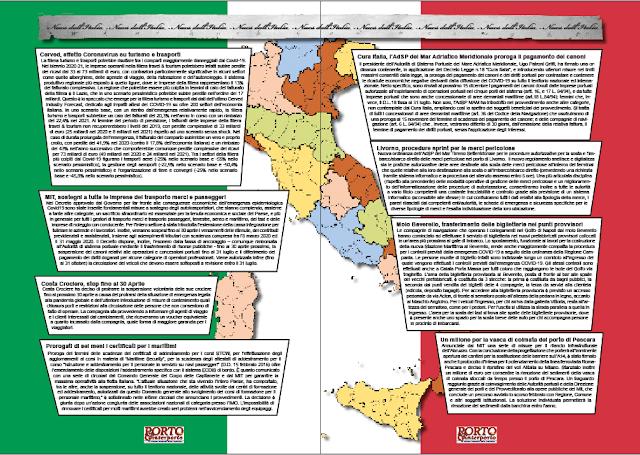 MARZO 2020 PAG. 6 - NEWS DALL'ITALIA