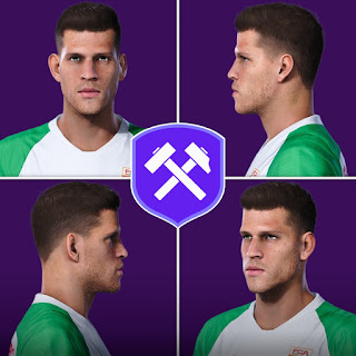 PES 2020 Faces Florian Niederlechner by Volun