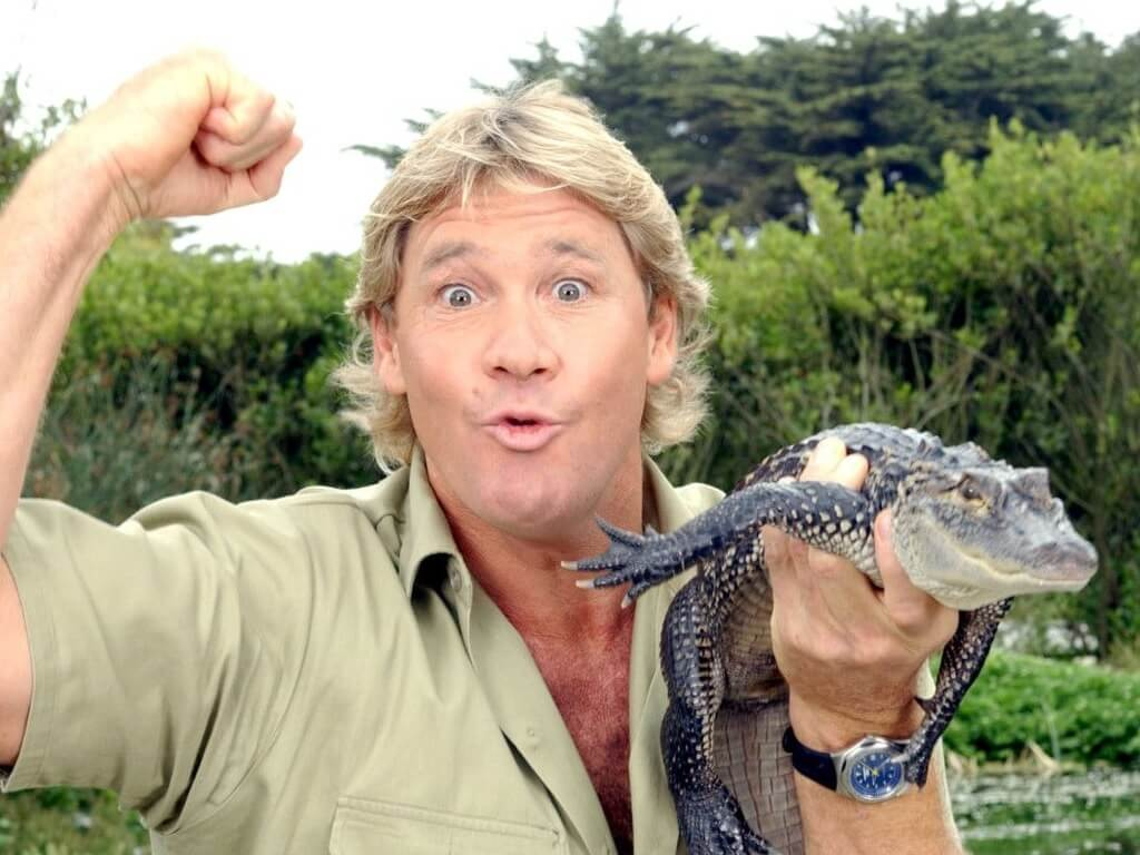 Steve Irwin Last Words