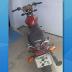 Motocicleta roubada é recuperada em Serrinha
