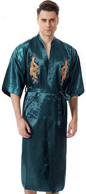 Men's Satin Robes