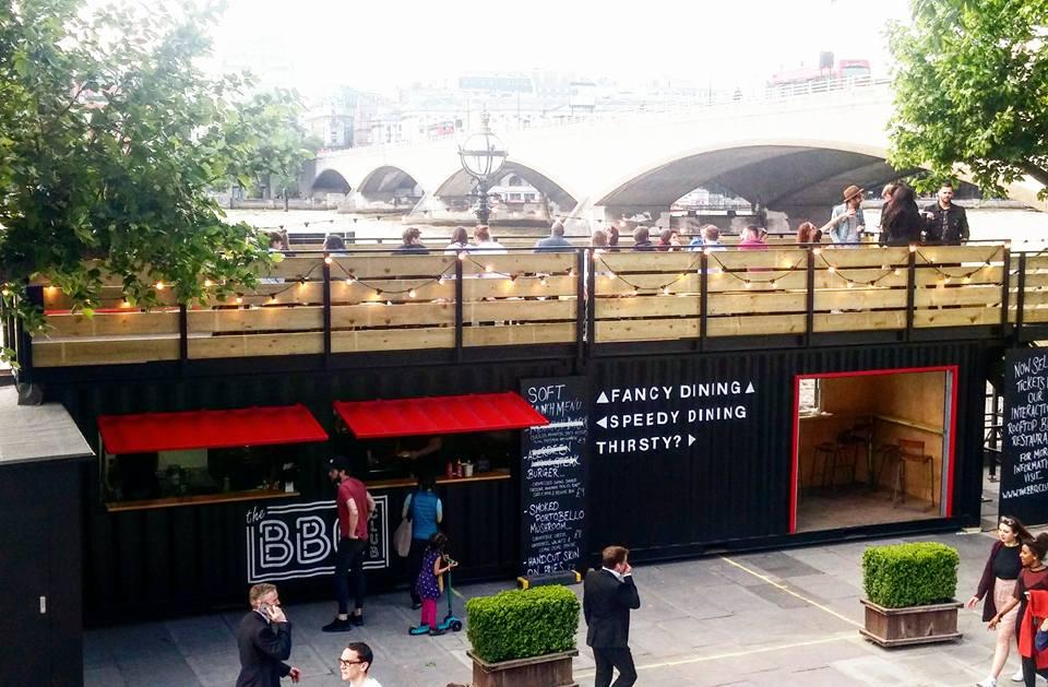 London Pop Ups Jimmy Garcia S Bbq Club On The South Bank