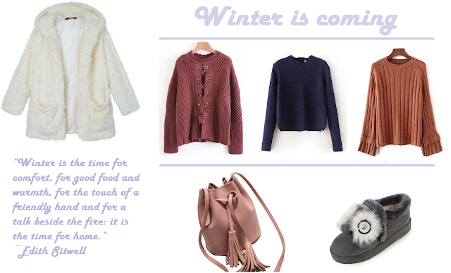 <b>Winter</b> wishlist with Banggood - VALERIA NEST