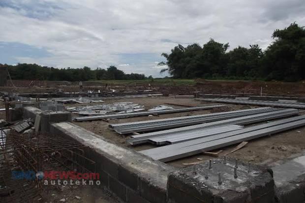 Pembangunan Pabrik Mobil Esemka Sudah Dimulai