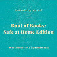 Bout of Books 27.5: The Safe at Home Edition
