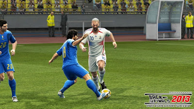 PES 2013 Classic Patch Back to the Finals